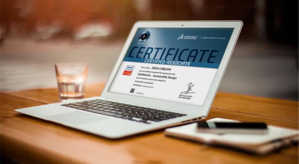 CSDA Certificate