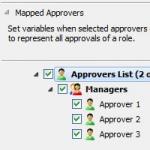 SOLIDWORKS EPDM 2015 Parallel Approval Mapping