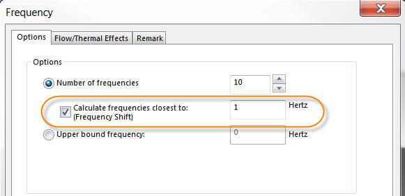 Applying a Frequency Shift