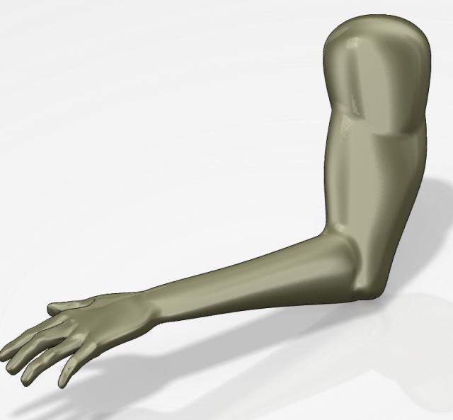 Full arm