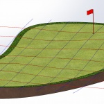 How to make the Perfect Golf Putt using SOLIDWORKS Motion [VIDEO]