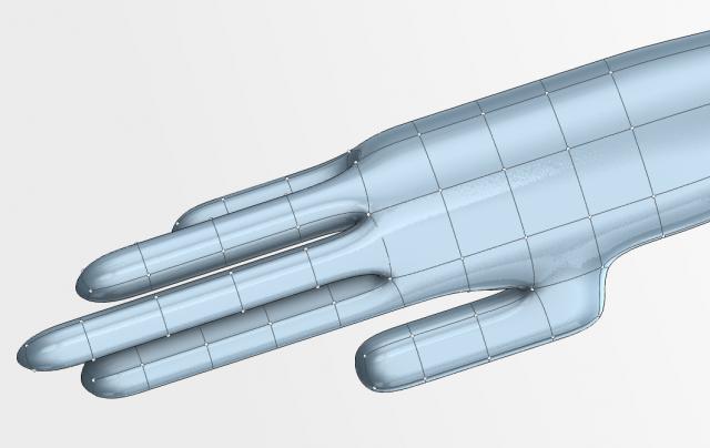 weird arm 2