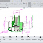 Experience SOLIDWORKS MBD and learn how Drawingless Manufacturing is achieved