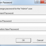 How to reset SOLIDWORKS EPDM Admin Password