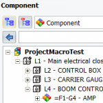 SOLIDWORKS Electrical 2016 Assign Component Feature