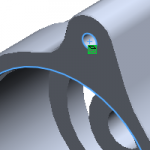 SOLIDWORKS 2016 Convert Entities Tool can now Capture Internal Loops Automatically