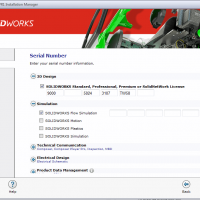 SOLIDWORKS 2016 Installation Manager