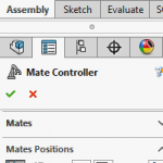 SOLIDWORKS 2016 Mate Controller makes Animation easy [VIDEO]