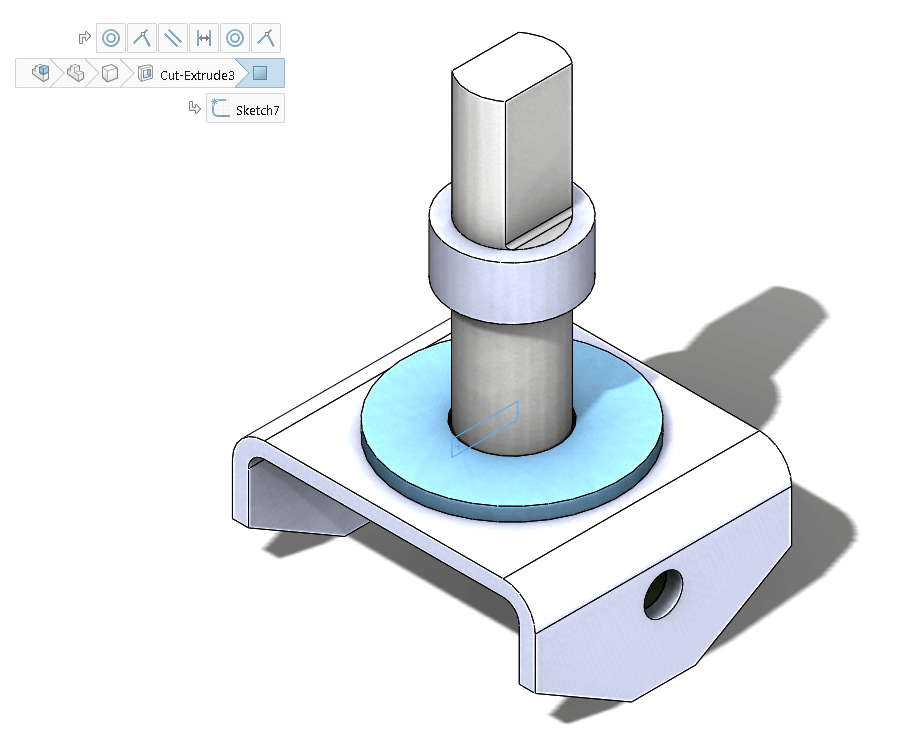 SOLIDWORKS 2016 Assembly Breadcrumbs