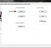 1 - Select Modify