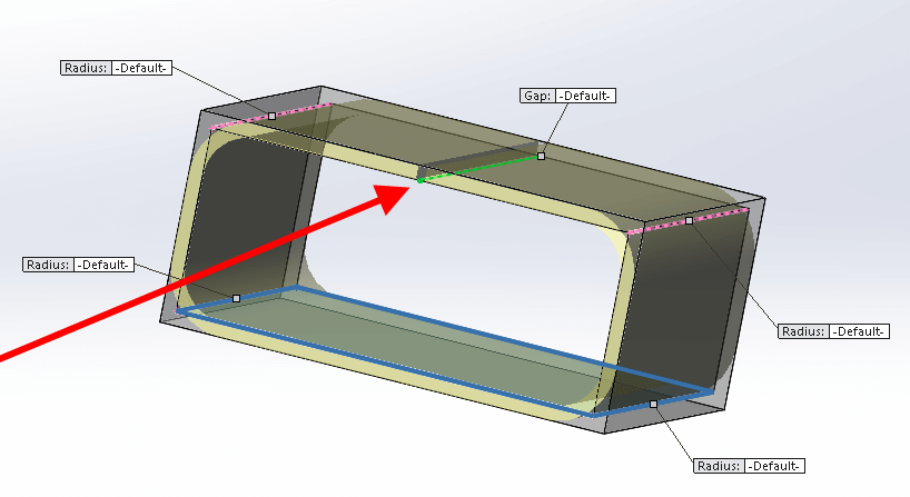 Solidworks Sheet Metal Rip Options