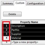 How to Copy & Paste SOLIDWORKS Custom Properties between documents