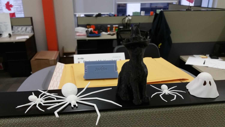 3D Printing Halloween Decorations