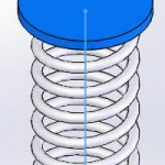 How to Animate Spring Motion with SOLIDWORKS [VIDEO]