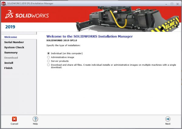 SOLIDWORKS PDM Client Installation