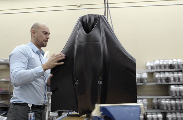 3D Printed Jet Aircraft Structure