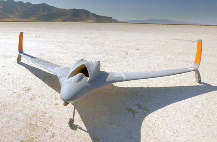 Assembled Aircraft