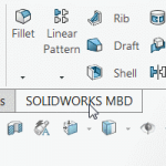 SOLIDWORKS 2016 CommandManager Lock
