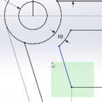 SOLIDWORKS 2016 Dimensioning Pre-Selected Entities [TUTORIAL]