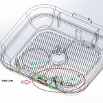How to detect Weld Lines in Plastic Part Design with SOLIDWORKS Plastics