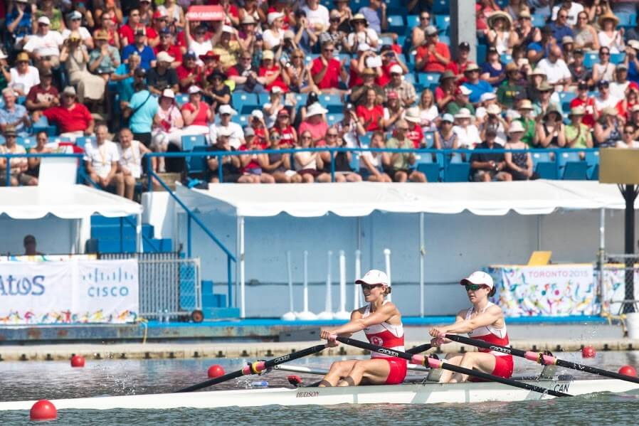 HUDSON Boat Works at the Pan Am Games