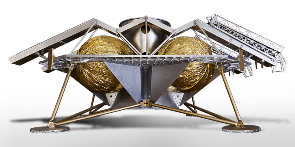 Affordable Moon Mission with the Astrobotic Griffin Lander