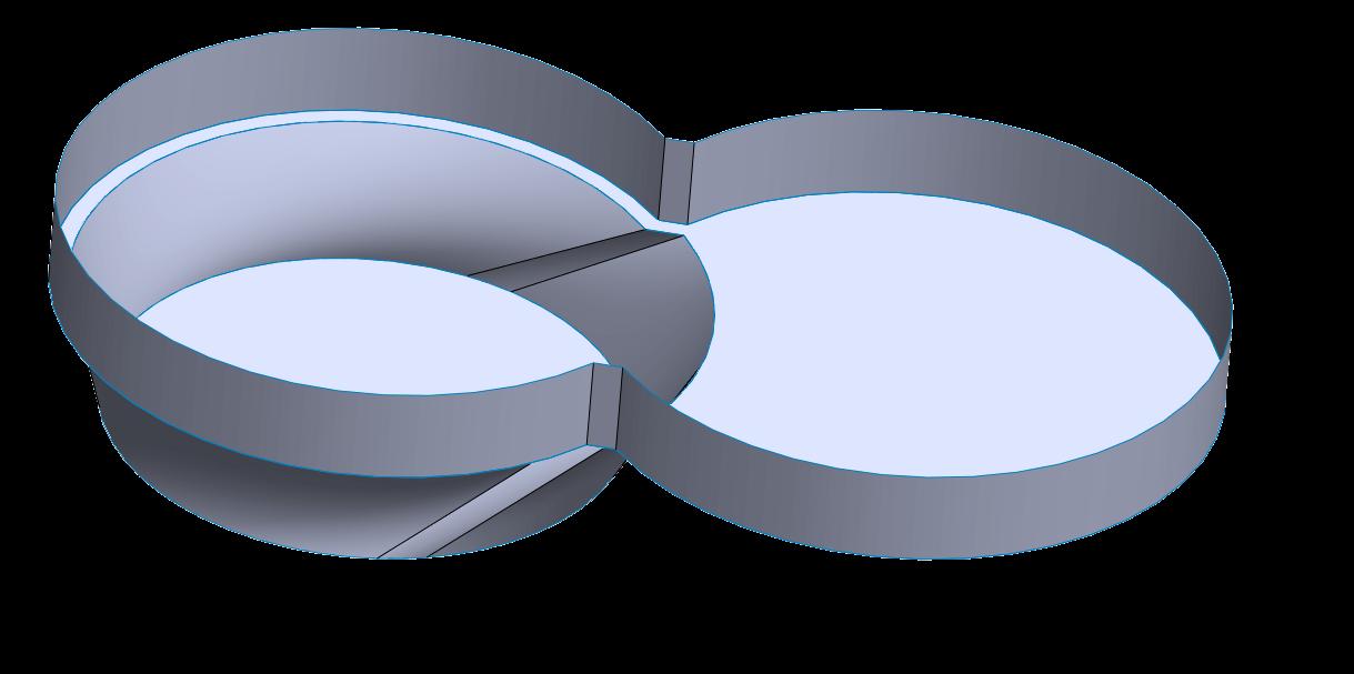Custom Template Created Pool
