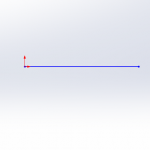 SOLIDWORKS Quick Trick: Sketching Lines using Ctrl and Shift