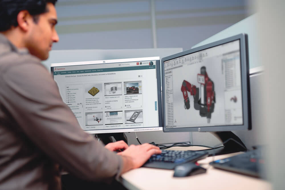 Using MySolidWorks to enhance the SOLIDWORKS Experience