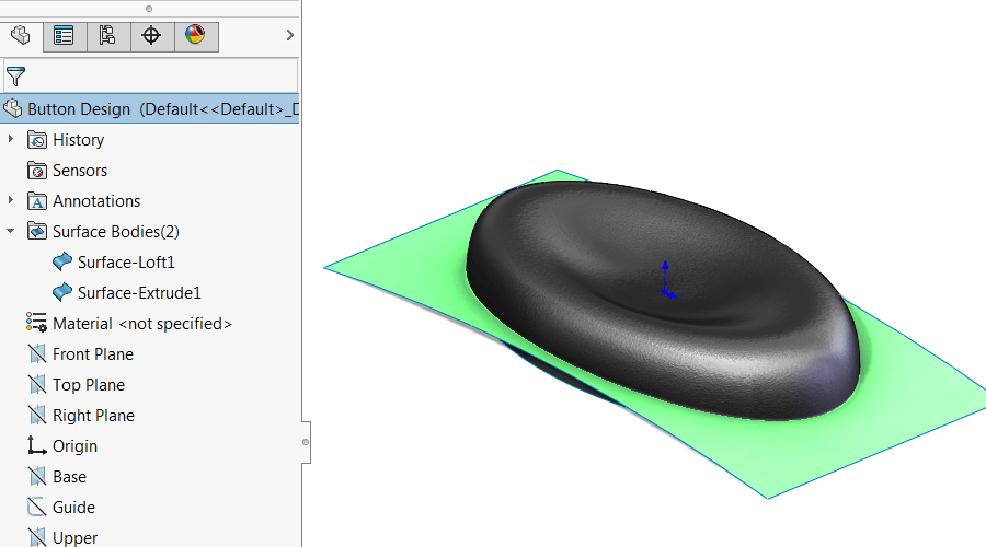 Converting Surface into Solid
