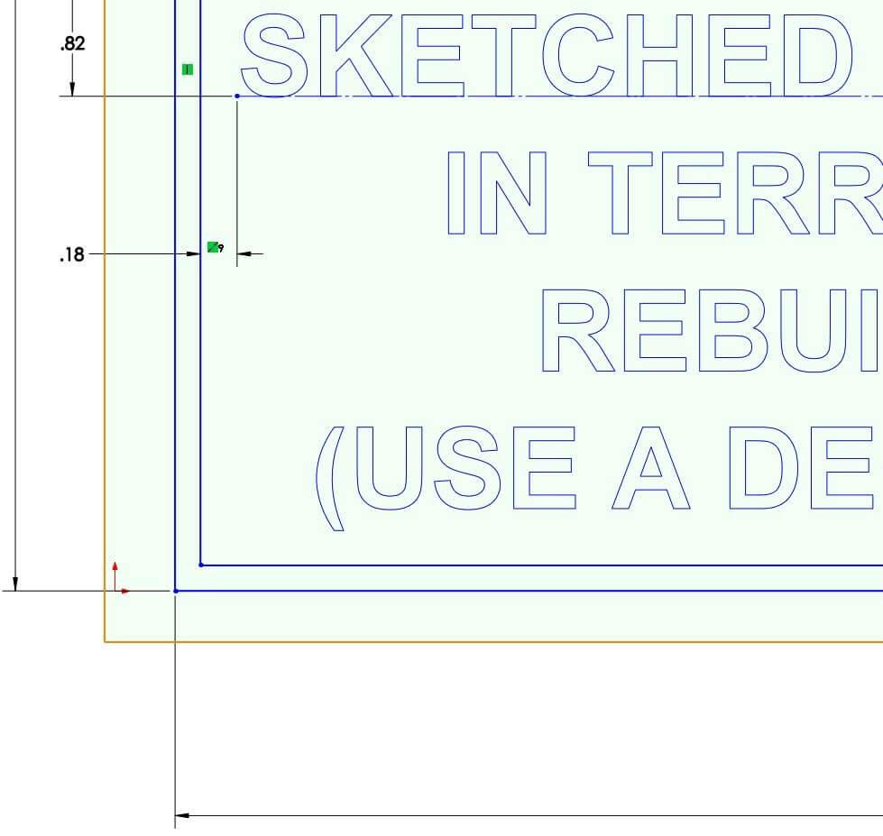Define sketch