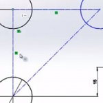 It's Easier to Manipulate Constrained Sketch Segments in SOLIDWORKS 2016