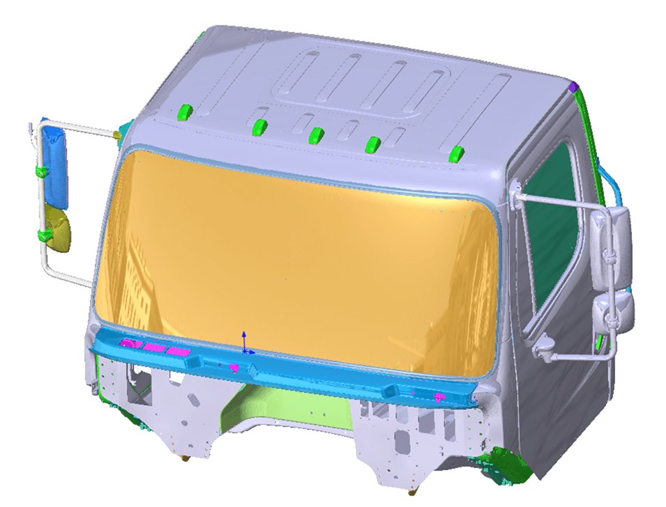 SOLIDWORKS Large Assembly