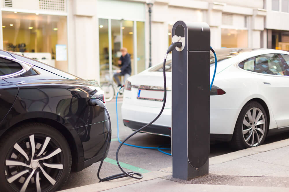 Nissan Electric Car Charger
