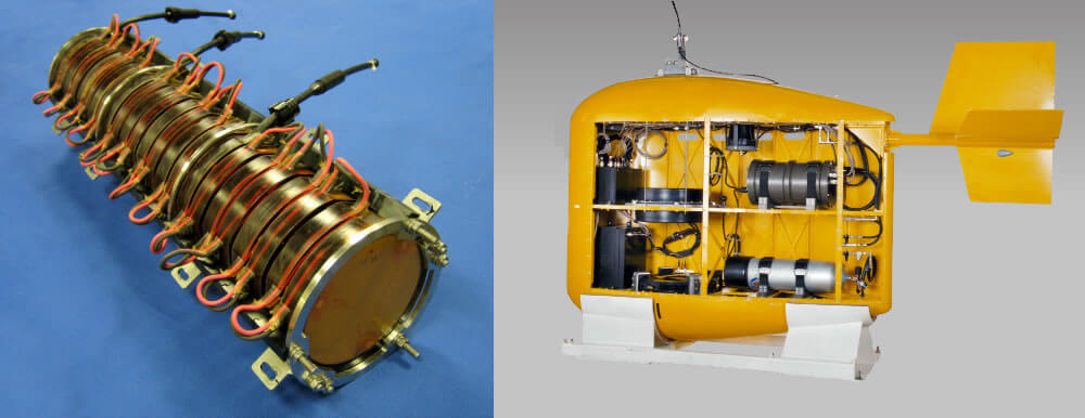 Underwater Acoustic Projectors and Projector Systems