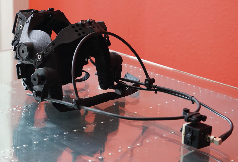 Motion capture firm uses 3D printing to develop helmet camera