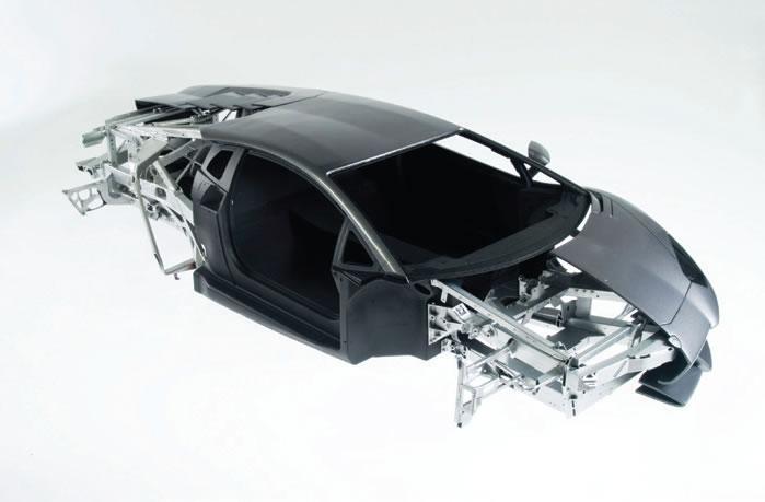 3D Printed Aventador