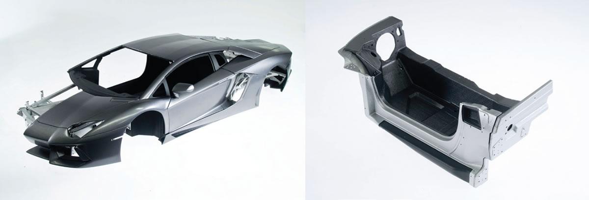Lamborghini use 3D Printing