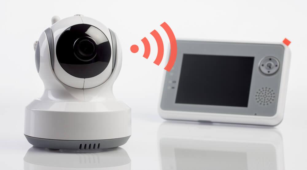 Baby Monitor Wireless Communication