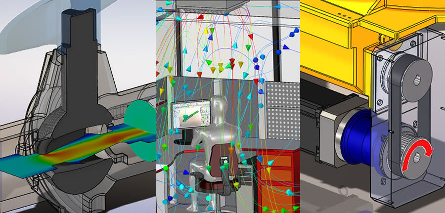 Solve tough design problems with Javelin Simulation Services