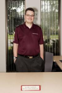 David Janelle - President of Spartan CAD & Profiles Inc.
