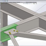 Automated SOLIDWORKS structural design with The Steel Detailer [VIDEO]