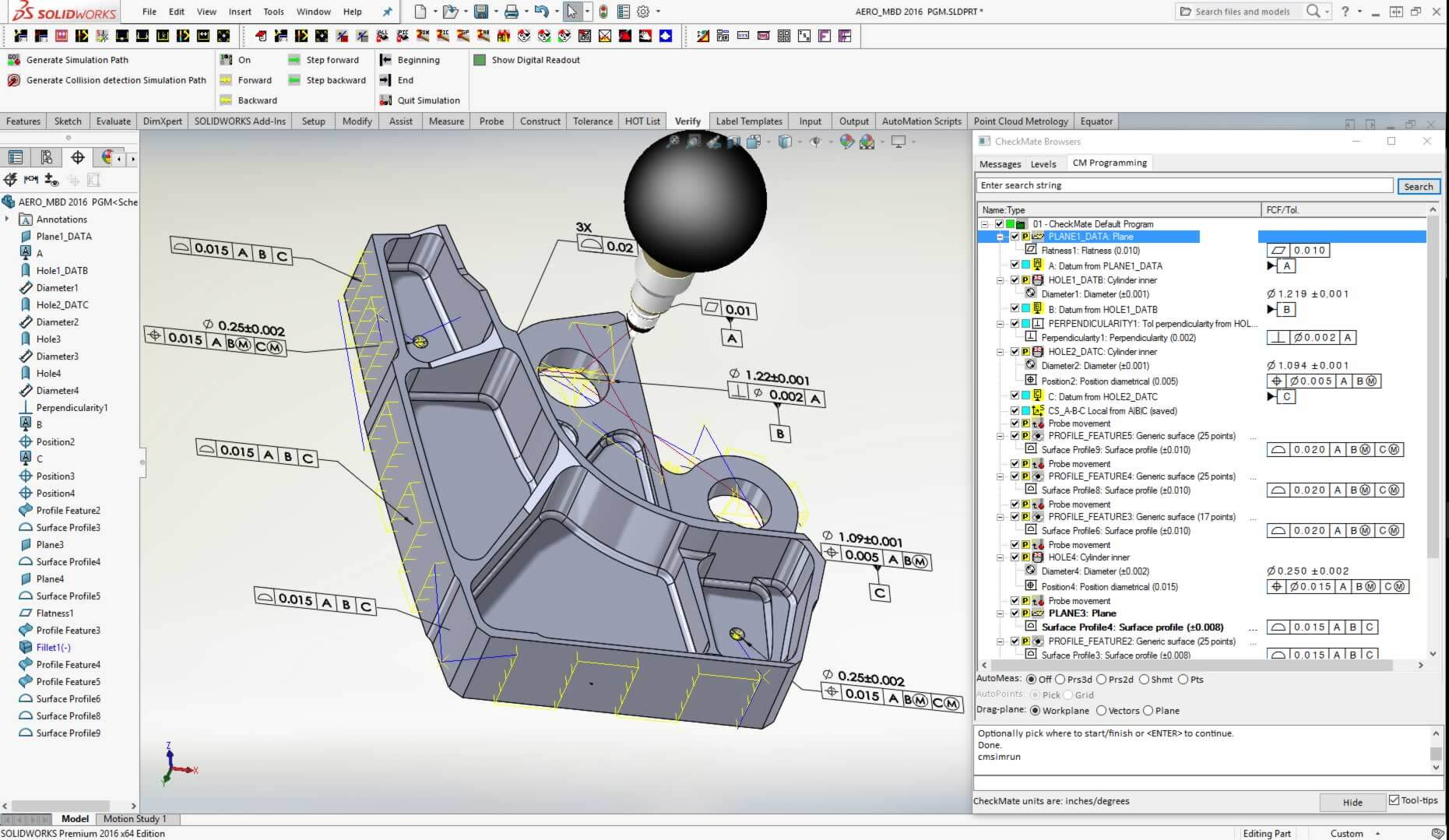 CheckMate for SOLIDWORKS and the model based enterprise