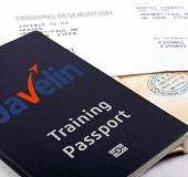 Javelin Training Passport