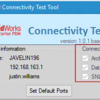 Connections To Test