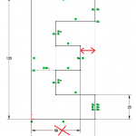 Changing SOLIDWORKS Dimensions to reflect changing design intent