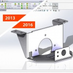 A comparison of SOLIDWORKS 2016 to previous releases [VIDEO]