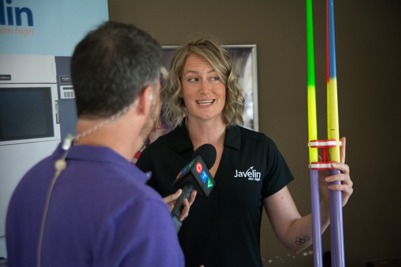 Liz Gleadle Media Interviews