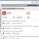 How to access MySolidWorks from inside SOLIDWORKS