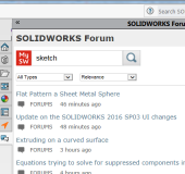 MySolidWorks Search Results
